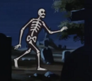 Skeleton Man (The Spooky Fog of Juneberry)