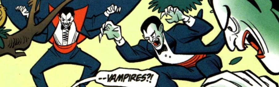Vampires (Monster Museum)