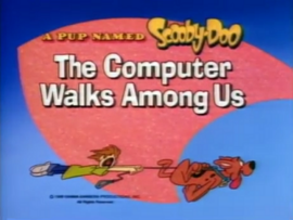 The Computer Walks Among Us title card