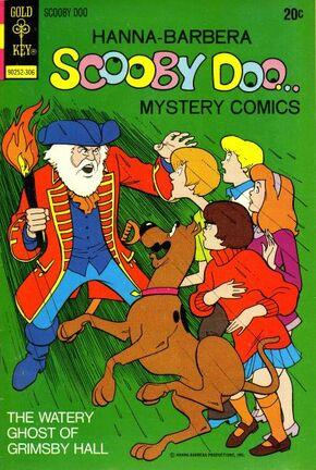 MC 18 (Gold Key Comics) front cover