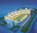 Stadium (The Ghost that Sacked The Quarterback)