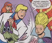 Honey Smack unmasked