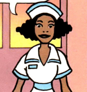 Nurse (Scooby in the Booby Hatch!)