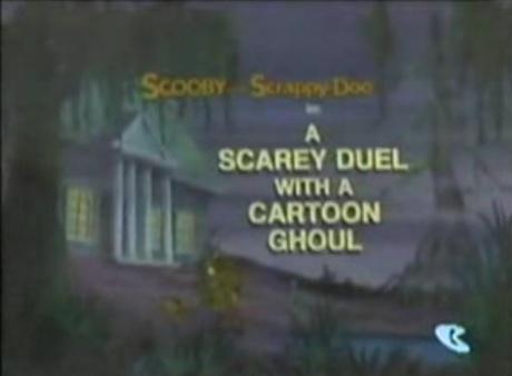 File:A Scarey Duel With a Cartoon Ghoul card.jpg