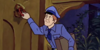 Mailman (The Creepy Creature of Vulture's Claw)