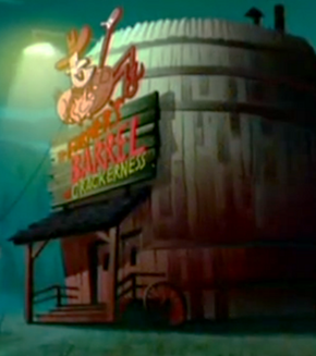 Farmers Barrel