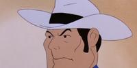 Sheriff (The Quagmire Quake Caper)