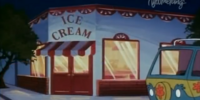 Ice cream parlor (The Spooky Case of the Grand Prix Race)