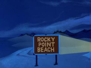 Rocky Point Beach