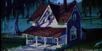 Swamp witch's home