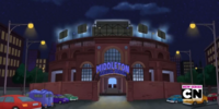 Middleton Baseball Stadium