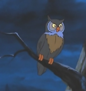 Owl (Watch Out! The Willawaw!)