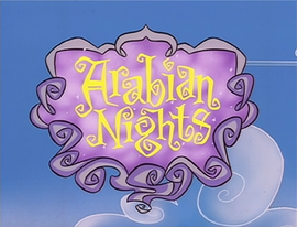 Arabian Nights title card