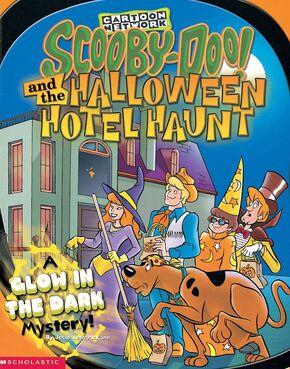 Halloween Hotel Haunt front cover