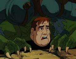 Mr Beeman (Zombie Island)