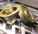 Replacing split-rim wheel bearings