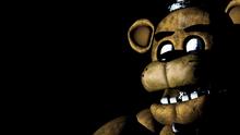Freddy on screen