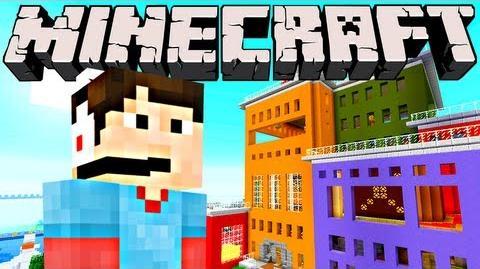 Minecraft - Brief Scottland Update