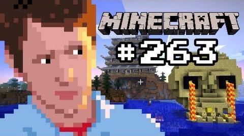 Minecraft - Episode 263 - Mega Arena Battle Royale