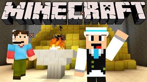 Minecraft - Greedy Joel's Gold