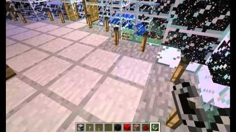 Minecraft - Coal Blocks and Tinted Glass-1