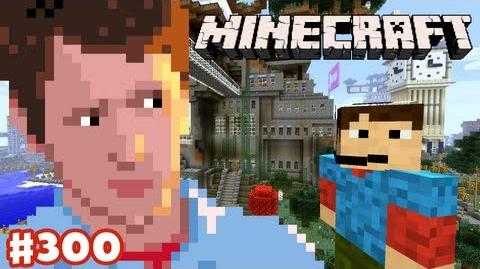 Minecraft - Episode 300 - Download Scottland!