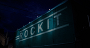 Club Rockit sign