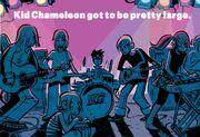 Kid-chameleon