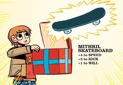Mithril Skateboard