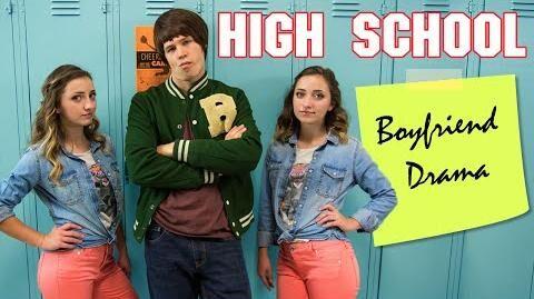 High School Boyfriend Drama - ft