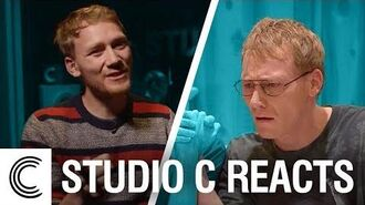 Studio C Reacts Dungeons and Dragons