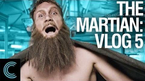 The Martian Vlog 5