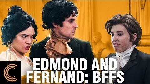Edmond and Fernand- BFFs