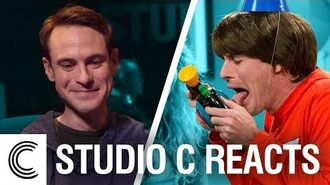 Studio C Reacts Bop It