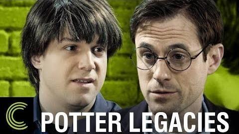 Harry Potter Family Names