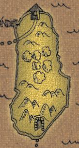 Farmondel island map