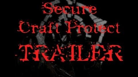 """TRAILER 1 Secure, Craft, Protect Minecraft mod - ,,The Offical"""""""