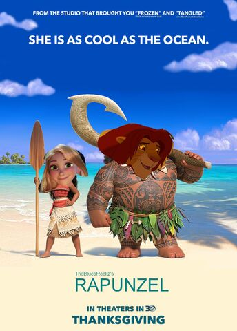 File:Rapunzel (Moana) Poster.jpg