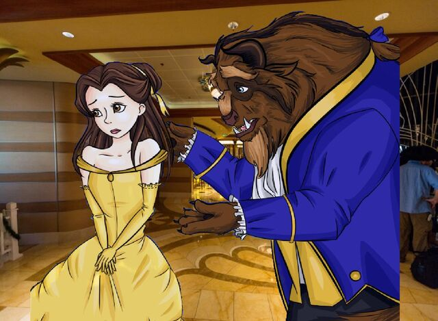 File:Belle and Beast goes to Walt Disney World Pictures 09.JPG