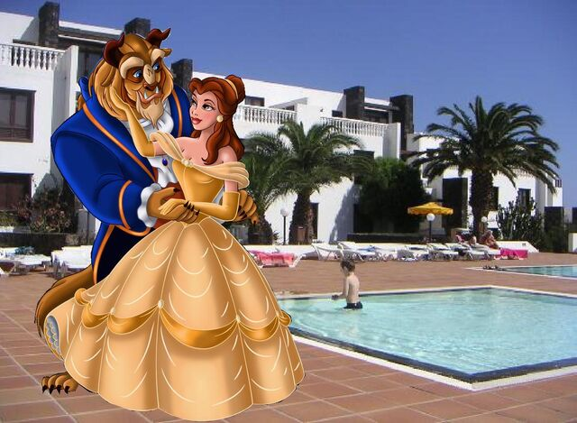 File:Belle and Beast Pictures 08.JPG