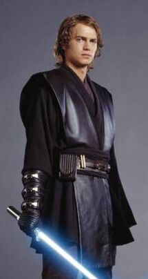 Anakin Skywalker Character Image