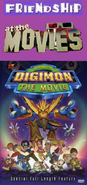 Friendship At The Movies - Digimon The Movie