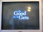 As Good As It Gets Theatrical Teaser Trailer