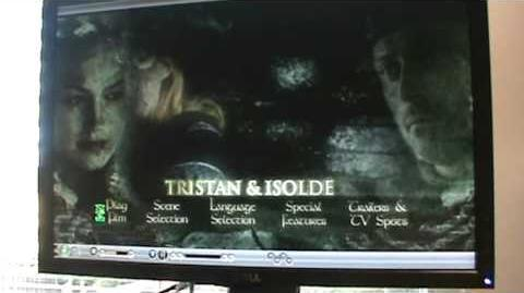 Opening to Tristan & Isolde 2006 DVD