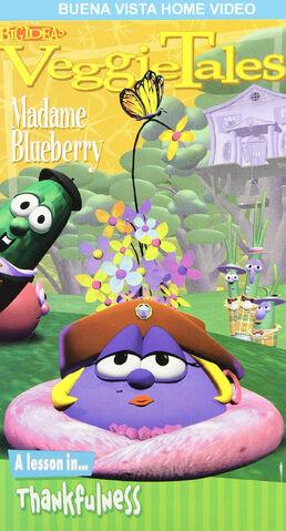 File:VeggieTales - Madame Blueberry 1997 VHS Cover (BHVH Version).jpg