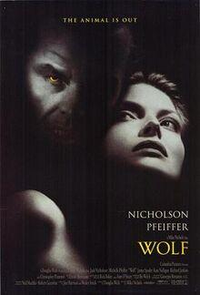 Wolf movie poster