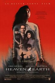 1993 - Heaven & Earth Movie Poster