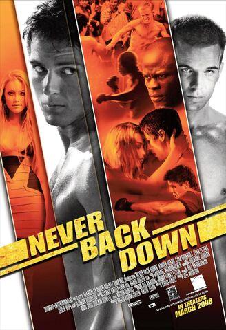 File:2008 - Never Back Down Movie Poster.jpg