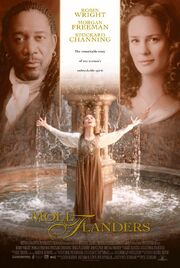 1996 - Moll Flanders Movie Poster