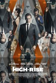 2016 - High-Rise Movie Poster